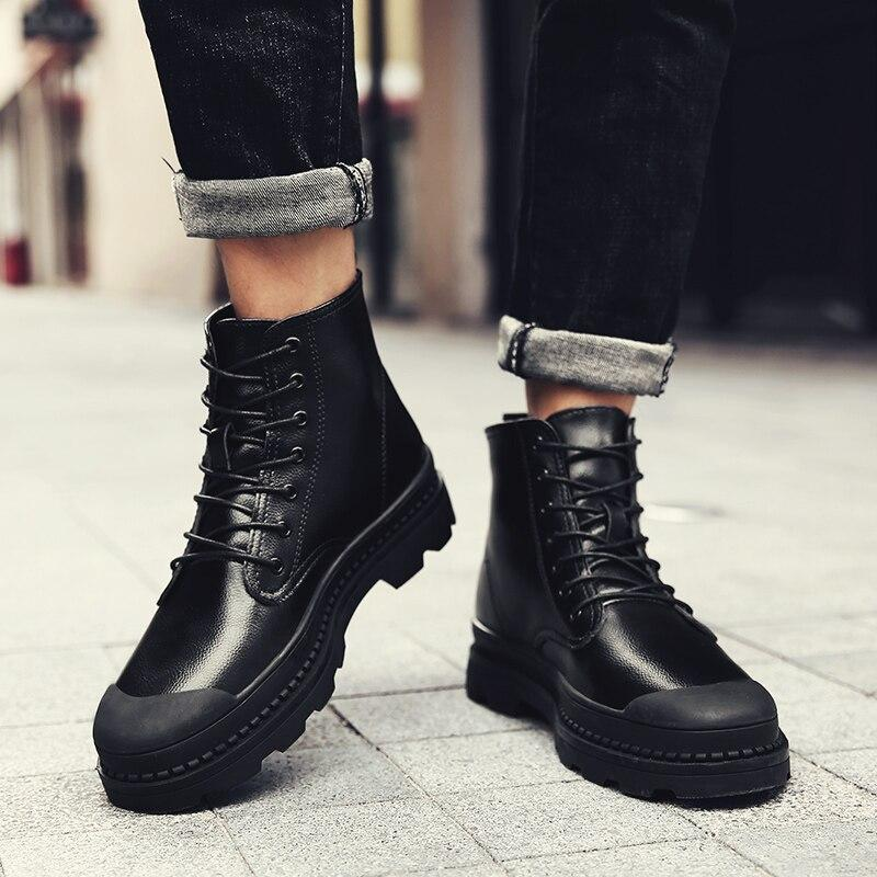 Types of Winter Boots for Men