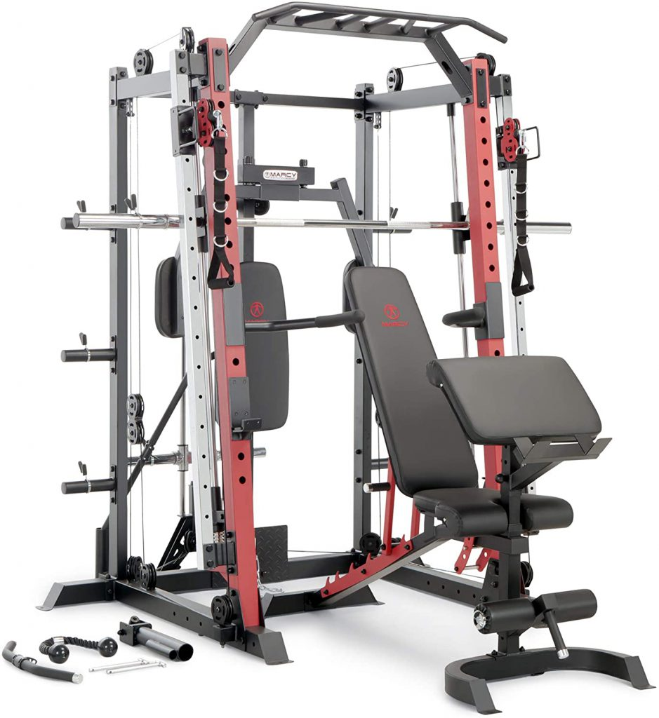 Best Power Towers with Bench